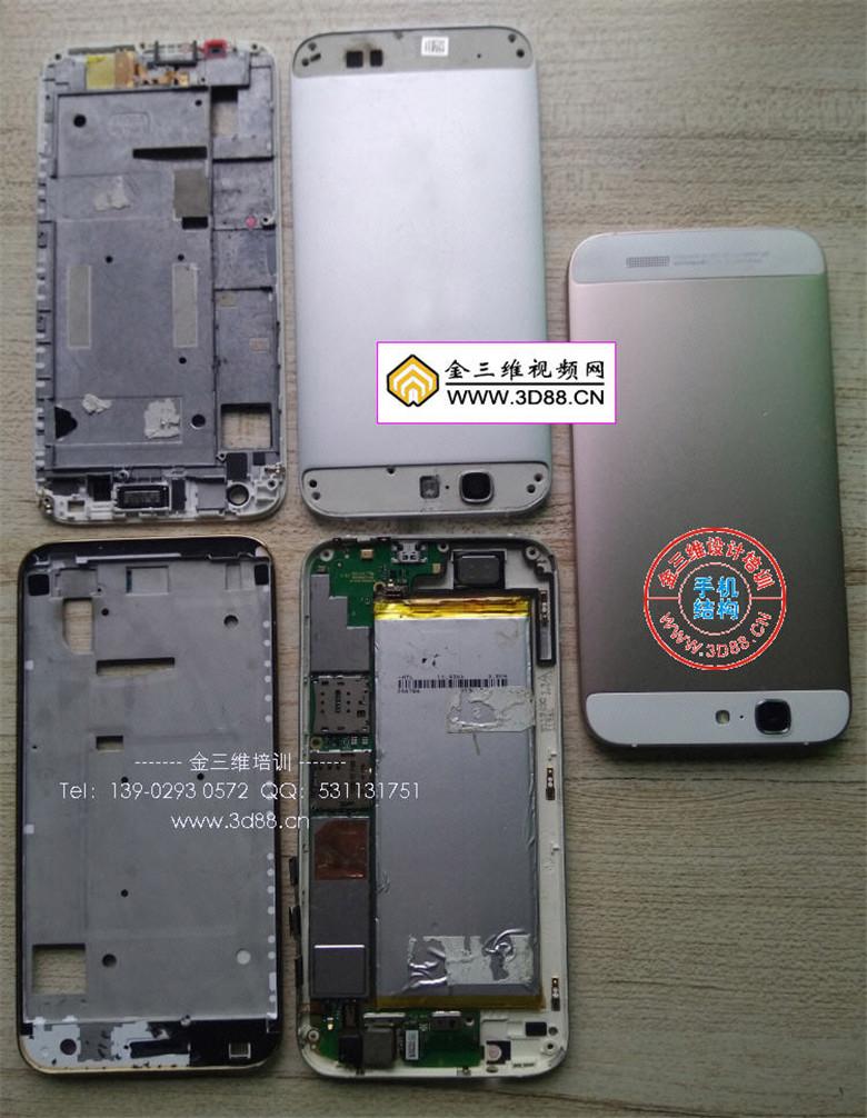 智能手机结构设计培训,全金属手机结构设计培训,手机金属机结构培训